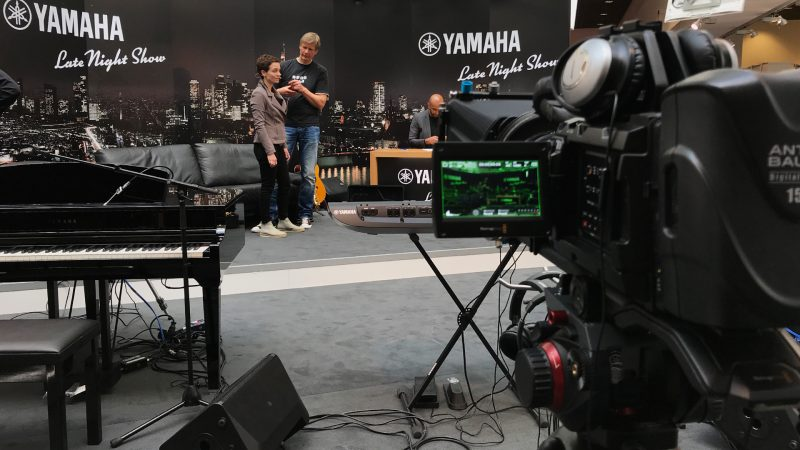 Videovent - Yamaha Musikmesse 2018